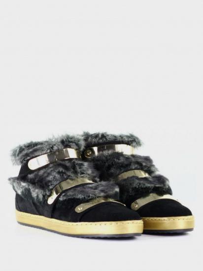 Ботинки женские NOBRAND Altitude 12655-BLACK купить в Интертоп, 2017