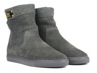 Ботинки женские NOBRAND Carole 12690-GREY размеры обуви, 2017