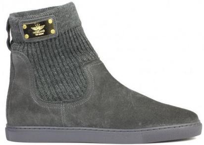 Ботинки женские NOBRAND Carole 12690-GREY брендовая обувь, 2017