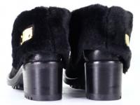 Ботинки женские NOBRAND Winglet 12038-BLACK в Украине, 2017