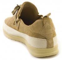 Слипоны для женщин NOBRAND 12969 NB/BEGE брендовая обувь, 2017