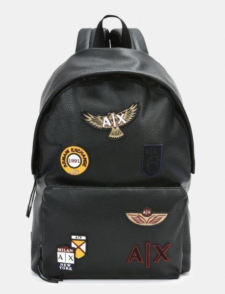 Купить Рюкзак модель WP214, Armani Exchange, Черный