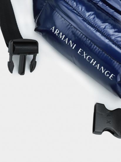 Поясна сумка Armani Exchange модель 952328-1P010-00134 — фото 4 - INTERTOP