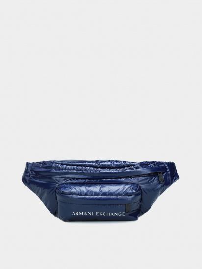 Поясна сумка Armani Exchange модель 952328-1P010-00134 — фото - INTERTOP