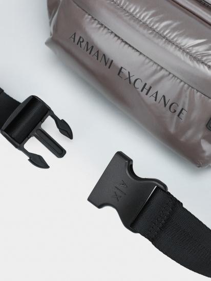 Поясна сумка Armani Exchange модель 952328-1P010-04348 — фото 4 - INTERTOP