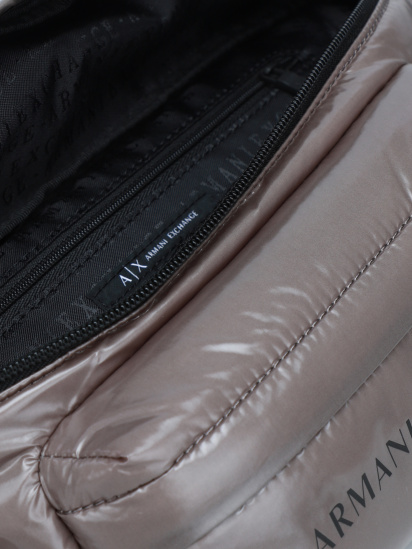Поясна сумка Armani Exchange модель 952328-1P010-04348 — фото 5 - INTERTOP