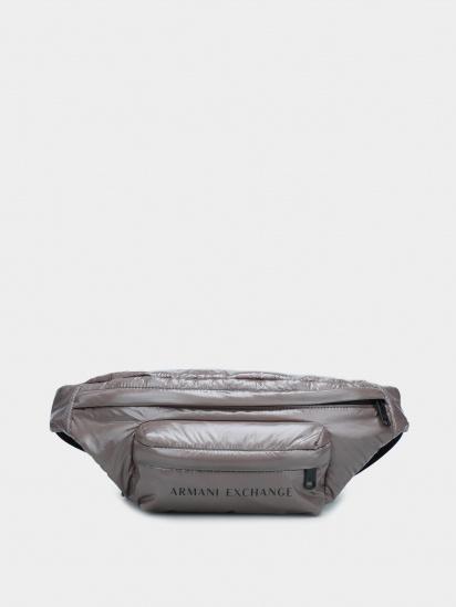 Поясна сумка Armani Exchange модель 952328-1P010-04348 — фото - INTERTOP