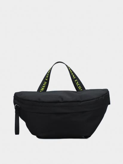 Поясна сумка Armani Exchange модель 942745-1P803-00020 — фото - INTERTOP
