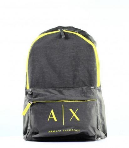 Повсякденні рюкзаки Armani Exchange модель 952035-CC500-15043 — фото - INTERTOP