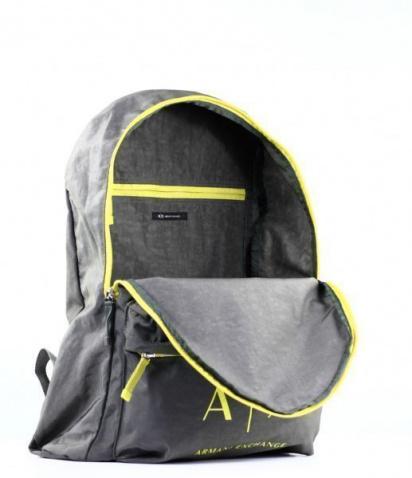 Повсякденні рюкзаки Armani Exchange модель 952035-CC500-15043 — фото 4 - INTERTOP