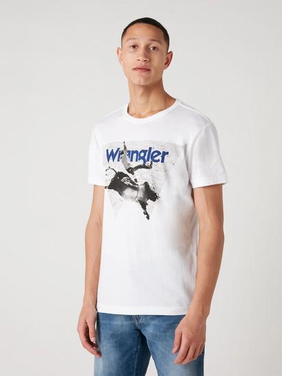 Футболка Wrangler модель W7G7D3989 — фото - INTERTOP