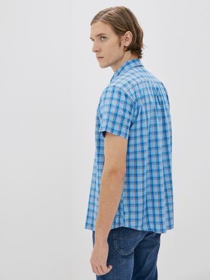Сорочка з коротким рукавом Wrangler модель W5J11OXVT — фото 2 - INTERTOP