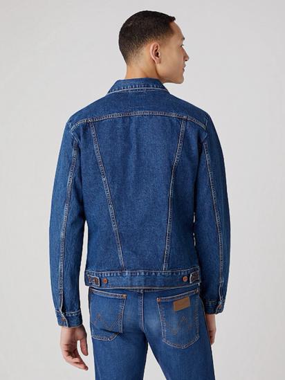 Джинсова куртка Wrangler ICONS модель W4MJUG923 — фото 2 - INTERTOP