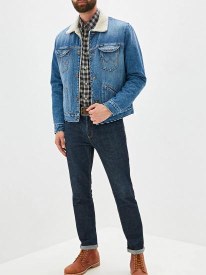 Джинсова куртка Wrangler - фото