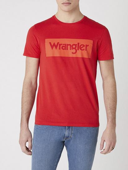 Футболка Wrangler - фото