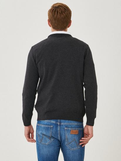 Пуловер Wrangler Crewneck Knit модель W8A02PX06 — фото 3 - INTERTOP