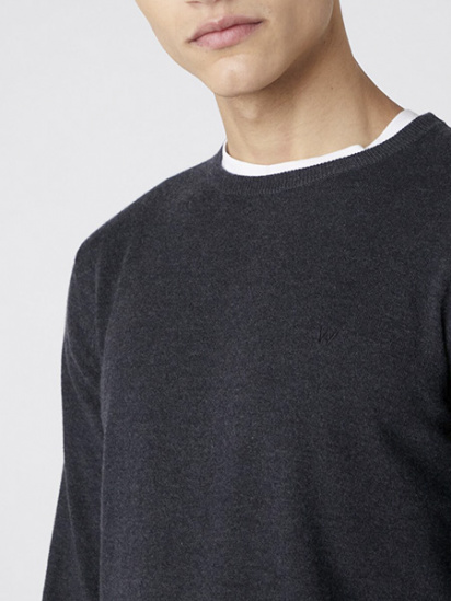 Пуловер Wrangler Crewneck Knit модель W8A02PX06 — фото 4 - INTERTOP