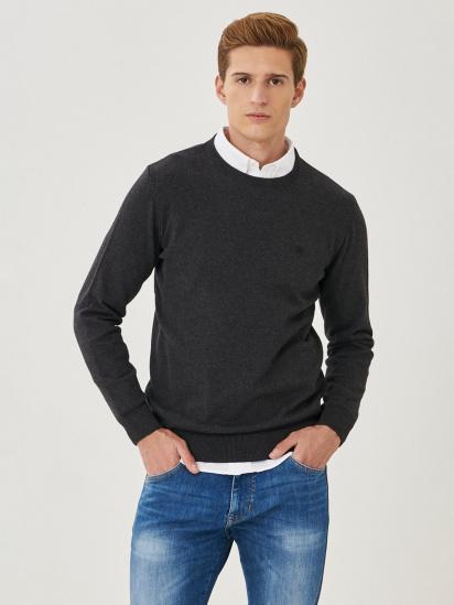 Пуловер Wrangler Crewneck Knit модель W8A02PX06 — фото - INTERTOP