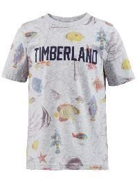 Timberland Kids Футболка детские модель WT686 цена, 2017