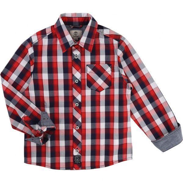Timberland Kids Рубашка с длинным рукавом детские модель WT695 характеристики, 2017