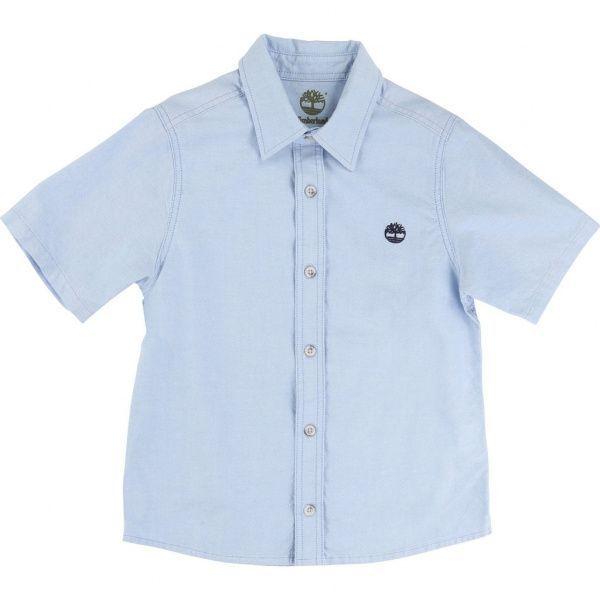 Timberland Kids Рубашка с коротким рукавом детские модель WT705 отзывы, 2017
