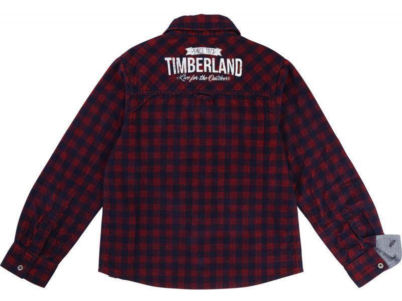 Timberland Kids Рубашка с длинным рукавом детские модель WT728 отзывы, 2017