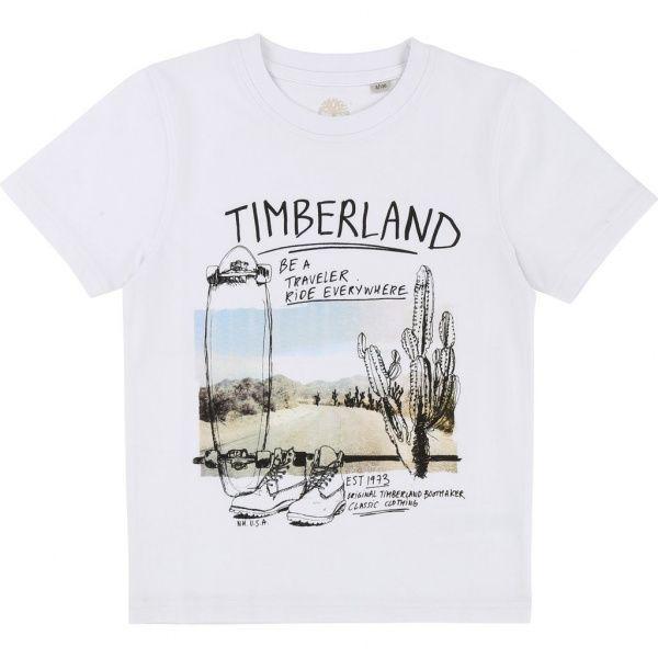 Timberland Kids Футболка детские модель WT786 цена, 2017