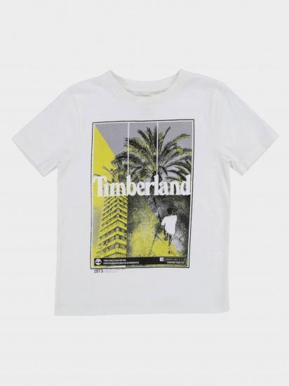 Футболка Timberland Kids модель T25N63/10B — фото - INTERTOP