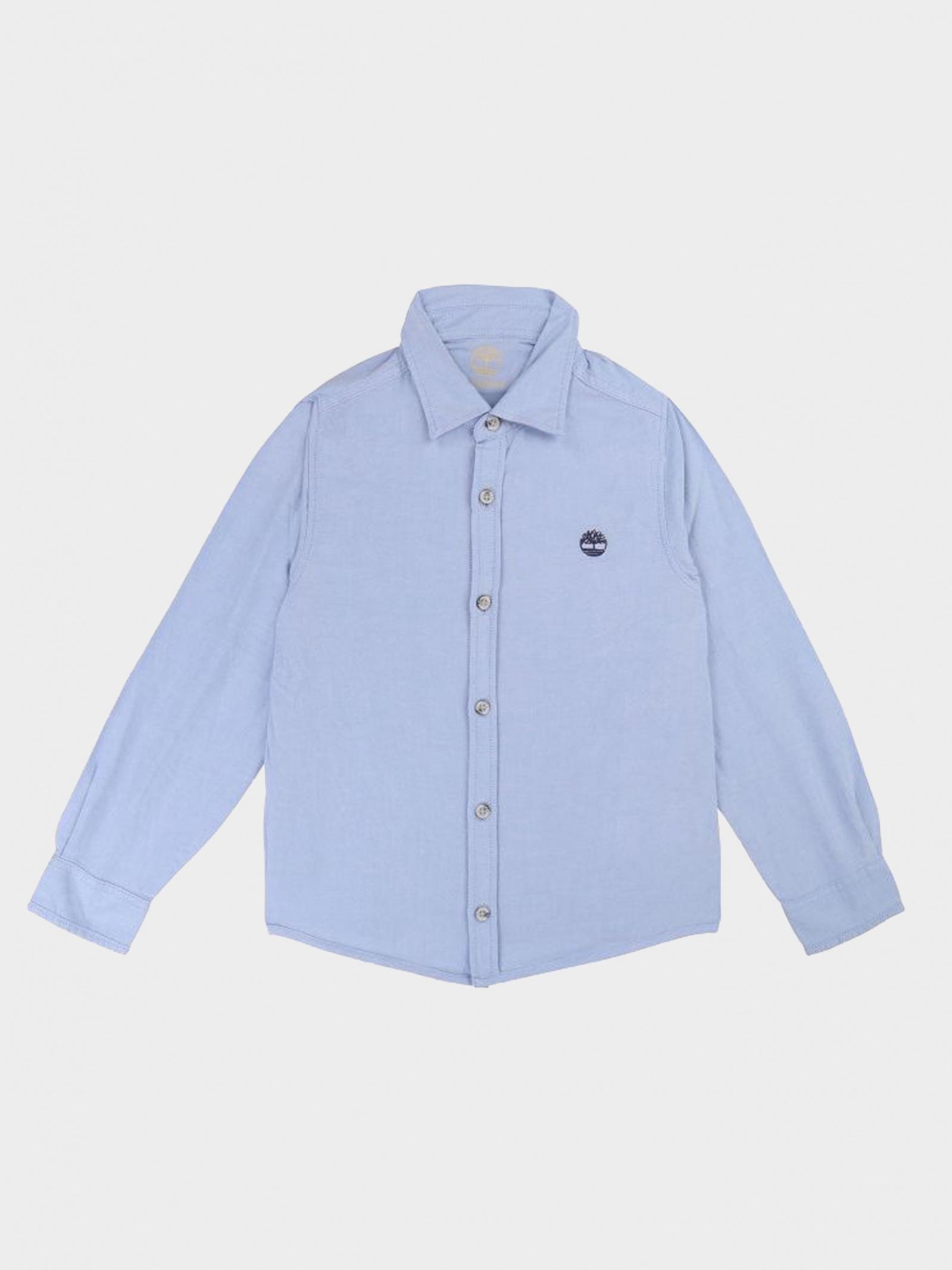 Рубашка с длинным рукавом детские Timberland Kids модель WT828 характеристики, 2017