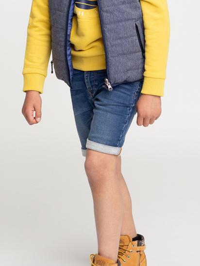 Шорти Timberland Kids Bermuda Jeans модель T24A90/Z25 — фото - INTERTOP