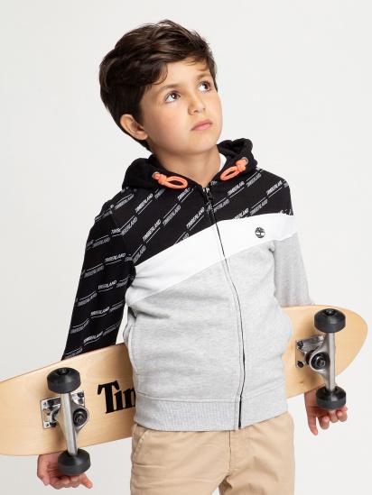 Кофта спортивна Timberland Kids модель T25R03/Z40 — фото - INTERTOP