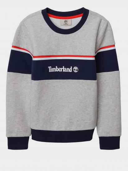 Світшот Timberland Kids модель T25R38/A32 — фото - INTERTOP