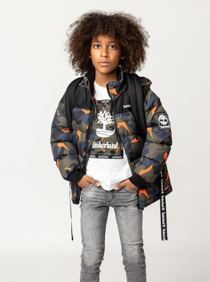 Куртка Timberland Kids модель T26519/Z40 — фото - INTERTOP