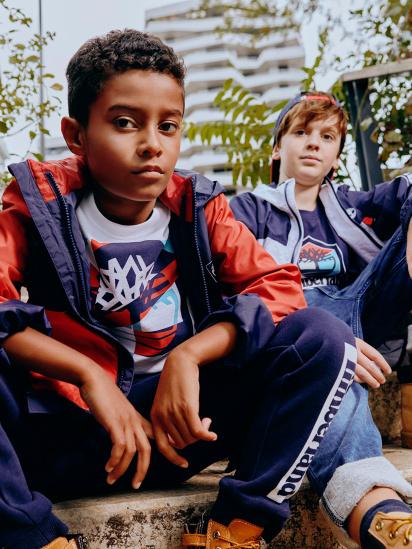 Спортивні штани Timberland Kids модель T24B51/85T — фото 3 - INTERTOP