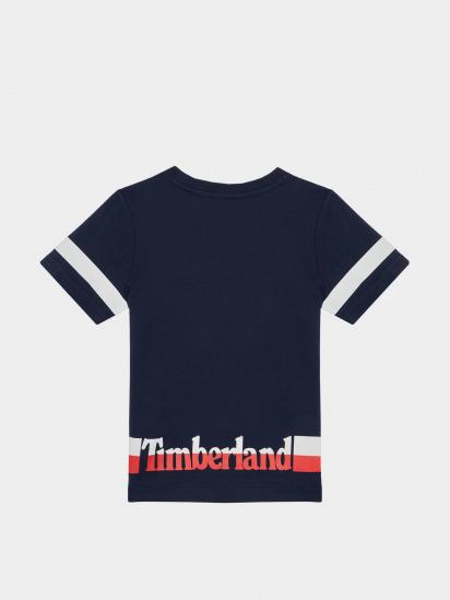 Футболка Timberland Kids модель T25R87/85T — фото 2 - INTERTOP