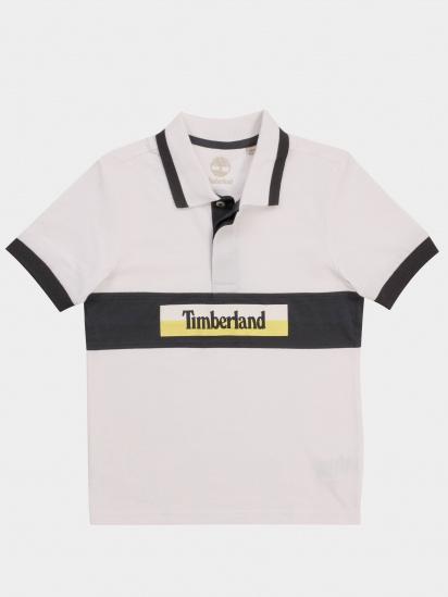Поло з коротким рукавом Timberland Kids модель T25S04/10B — фото - INTERTOP