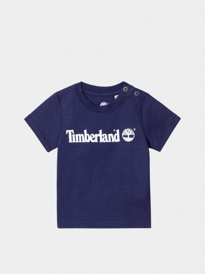 Футболка Timberland Kids модель T05J81/85T — фото - INTERTOP