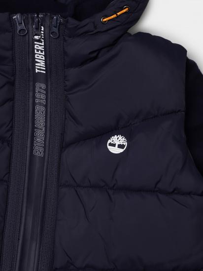 Зимова куртка Timberland Kids модель T26555/85T — фото 4 - INTERTOP