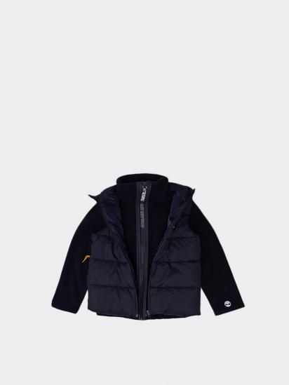 Зимова куртка Timberland Kids модель T26555/85T — фото - INTERTOP