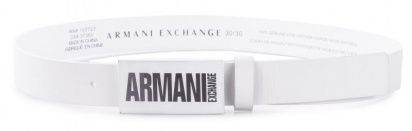 Ремінь Armani Exchange модель 951033-7P212-00010 — фото 3 - INTERTOP