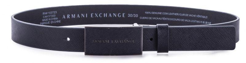 Ремень  Armani Exchange модель 951003-CC514-37735 качество, 2017