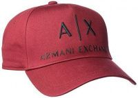 Кепка мужские Armani Exchange модель WU364 качество, 2017