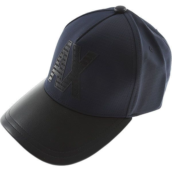 Кепка для мужчин Armani Exchange MAN BASEBALL HAT WU456 примерка, 2017