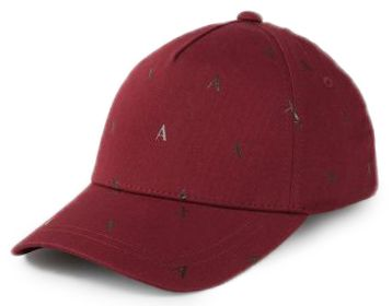 Кепка для мужчин Armani Exchange MAN BASEBALL HAT WU460 примерка, 2017