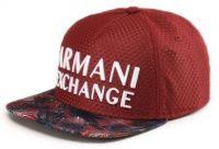 Кепка мужские Armani Exchange модель WU473 качество, 2017