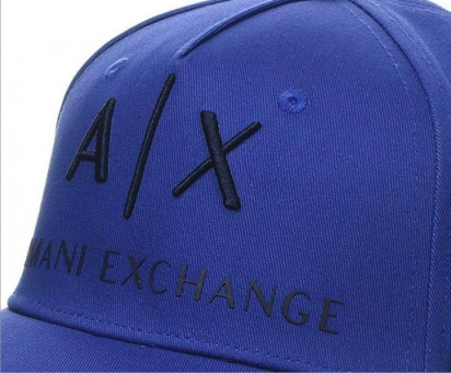 Кепка Armani Exchange модель 954039-CC513-06738 — фото 4 - INTERTOP