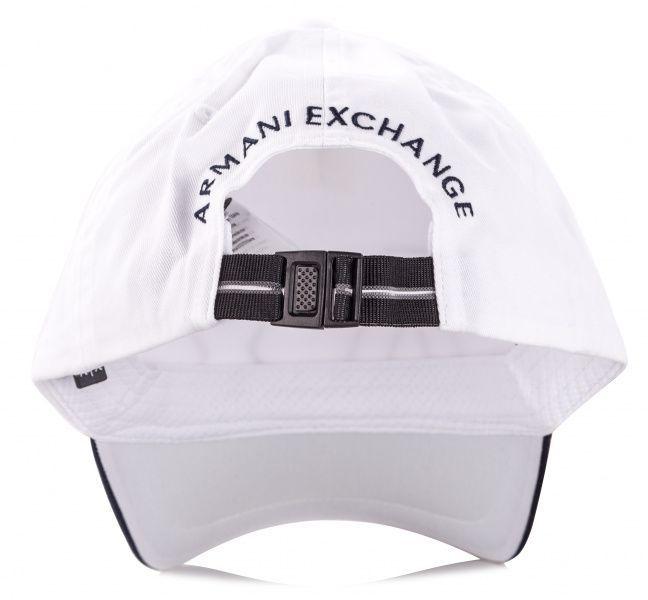 Кепка мужские Armani Exchange модель WU582 отзывы, 2017