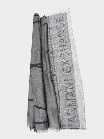 Шарф мужские Armani Exchange модель WU597 качество, 2017