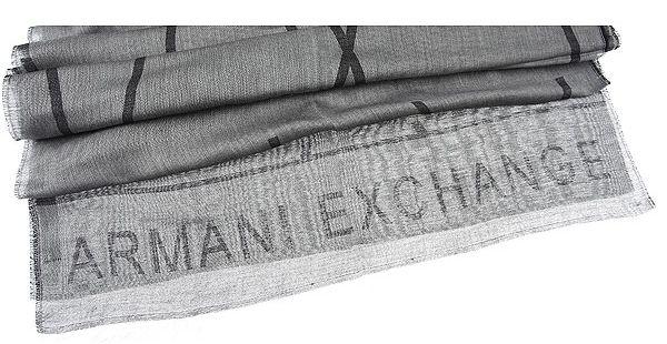 Шарф мужские Armani Exchange модель WU597 отзывы, 2017