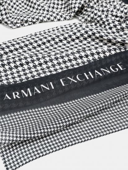 Шарф Armani Exchange модель 944118-1P118-00020 — фото 2 - INTERTOP